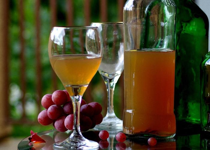 Рецепт вина из сока в домашних условиях 5