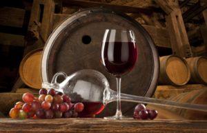 Из домашнего винограда можно приготовить удивительный напиток