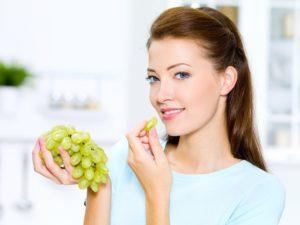 Употребление винограда нормализует работу кишечника